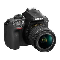 Nikon D3400 DSLR with 18-55mm VR Lens